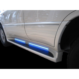 RUNNING BOARD COVER