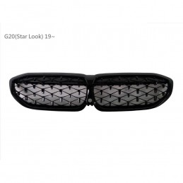 Front Grille Black (Star Look)