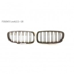 FRONT GRILLE M3 LOOK ALL BLACK