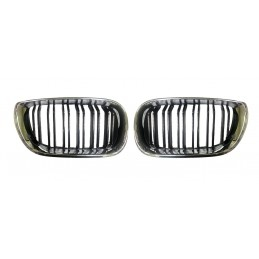 FRONT GRILLE DOUBLE BAR...